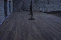pavimenti con parquet esterni
