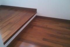 scale in parquet o in legno massello